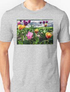 Tulips  Unisex T-Shirt
