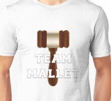 Team Mallet Unisex T-Shirt