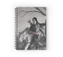 The Huntress Spiral Notebook