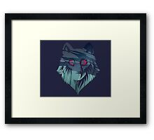 Ghost - Game of Thrones Framed Print