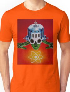ATOMIC SPACEMAN Unisex T-Shirt