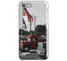 Round 'em up - A day at the races iPhone Case/Skin