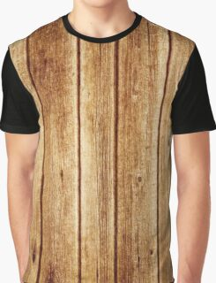 Wood Graphic T-Shirt