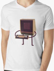 PLATO V Mens V-Neck T-Shirt