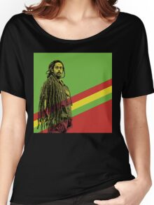 Damian Marley Women's Relaxed Fit T-Shirt
