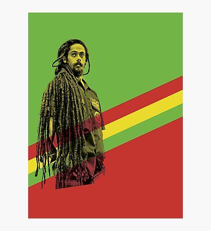 Damian Marley Photographic Print