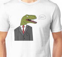 Just Chill Raptor Unisex T-Shirt