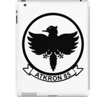 VA-85 Black Falcons iPad Case/Skin