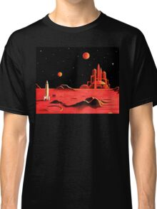 CITY ON MARS Classic T-Shirt