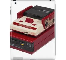Famicom (NES) iPad Case/Skin