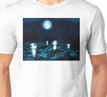 Moonlight Kodama Unisex T-Shirt