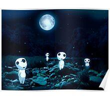 Moonlight Kodama Poster
