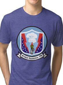 VA-176 Thunderbolts Tri-blend T-Shirt
