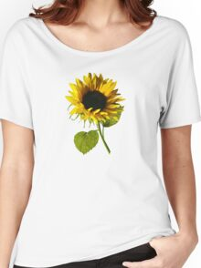 Sunflower Shadow and Light Women's Relaxed Fit T-Shirt