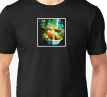 Colorful Candy in Glass Containers Unisex T-Shirt