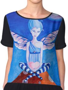Milly's New Home - Fairy Chiffon Top