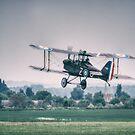 Royal Aircraft Factory S.E.5  by Nigel Bangert