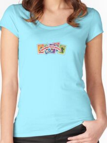 Garbage Pail Kids Women's Fitted Scoop T-Shirt