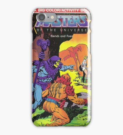 He-Man Masters of the Universe iPhone Case/Skin