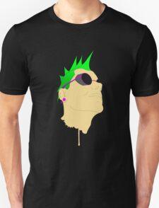 The Face of Punk Unisex T-Shirt