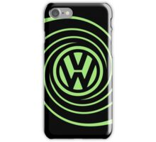 Volkswagen Swirl iPhone Case/Skin