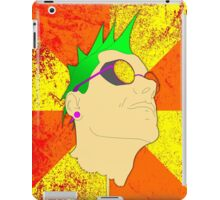 The Face of Punk iPad Case/Skin