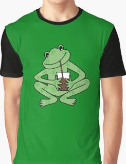 Alberto Frog Graphic T-Shirt