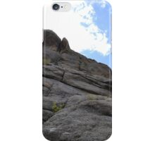 Big rock walls iPhone Case/Skin