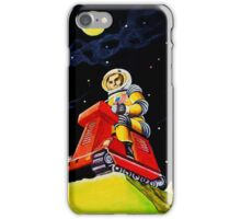 SPACE SCOUT DOUG DAVIS iPhone Case/Skin