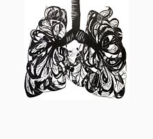 Lungs and Heart Unisex T-Shirt