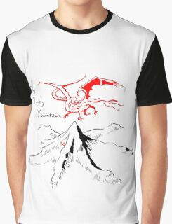 The Lonely Mountain Graphic T-Shirt