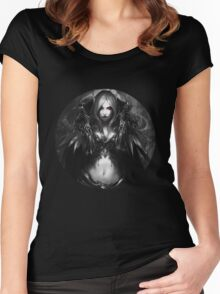 WOW- Sylvanas WIndrunner Women's Fitted Scoop T-Shirt