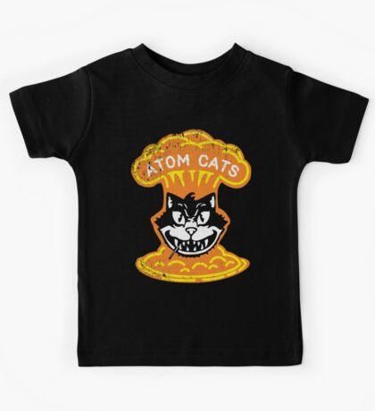 Atom Cats! Kids Tee