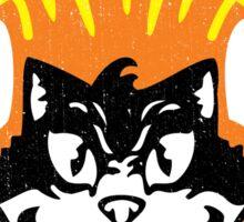 Atom Cats! Sticker