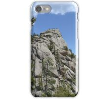 Almost to Gem Lake iPhone Case/Skin