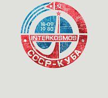 Interkosmos CCCP Cuba V01 Unisex T-Shirt