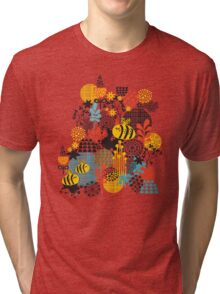 The bee Tri-blend T-Shirt