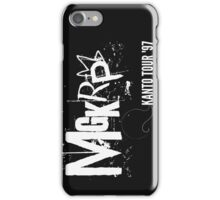 Pseudo Band | MGKRP - Kanto Tour iPhone Case/Skin