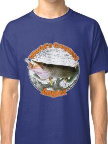 World's greatest angler Classic T-Shirt