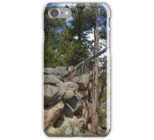 Silly tree iPhone Case/Skin