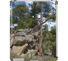 Silly tree iPad Case/Skin