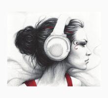 Music Girl One Piece - Short Sleeve