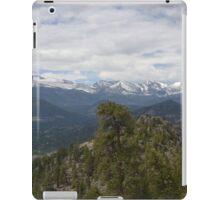 Long's Peak iPad Case/Skin