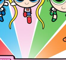 The Sailorscout Girls Sticker