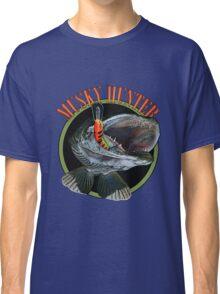 Musky hunter Classic T-Shirt