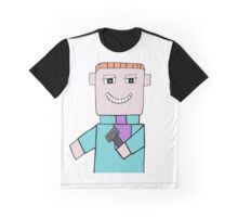 Comedian Game Show Host Graphic T-Shirt