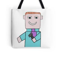 Comedian Game Show Host Tote Bag