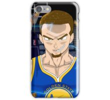 Stephen Curry X DBZ iPhone Case/Skin