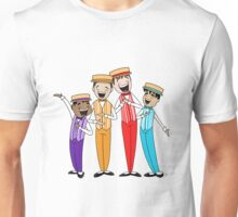 Dapper Dans Unisex T-Shirt