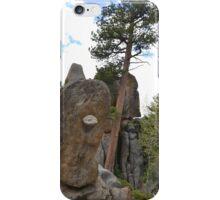 Old Rockface iPhone Case/Skin